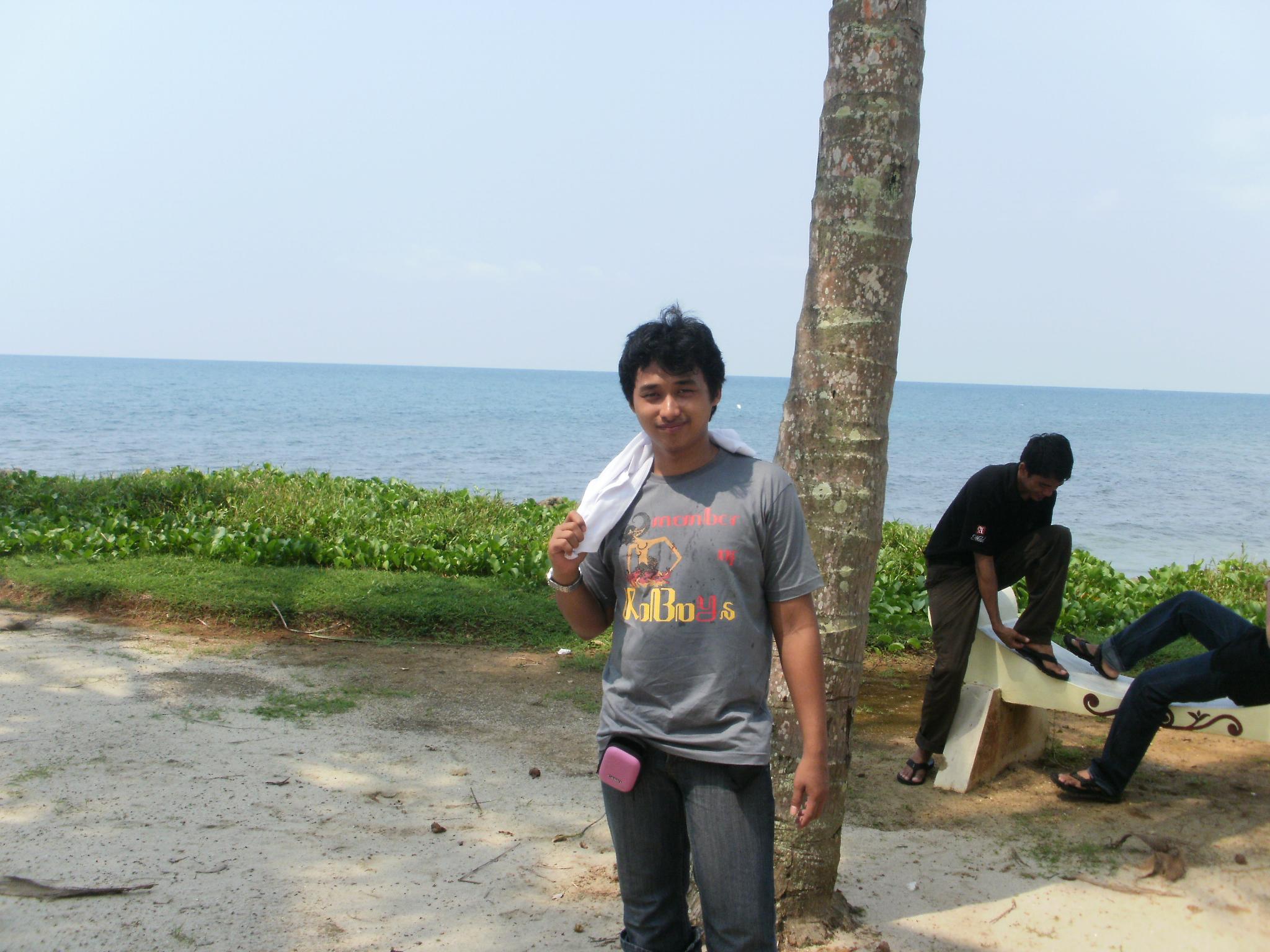 Tanjung lesung…. pantai exotic di ujung barat P.Jawa ...