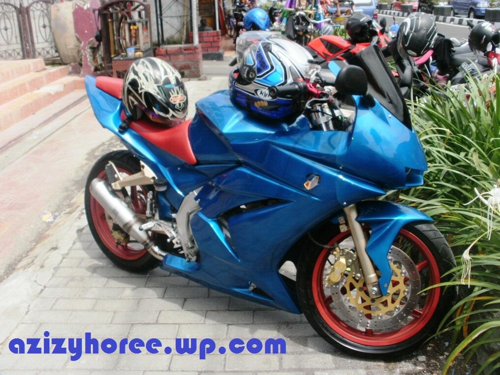Download Koleksi 90 Modifikasi Vixion 2012 Jogja Terunik Motor