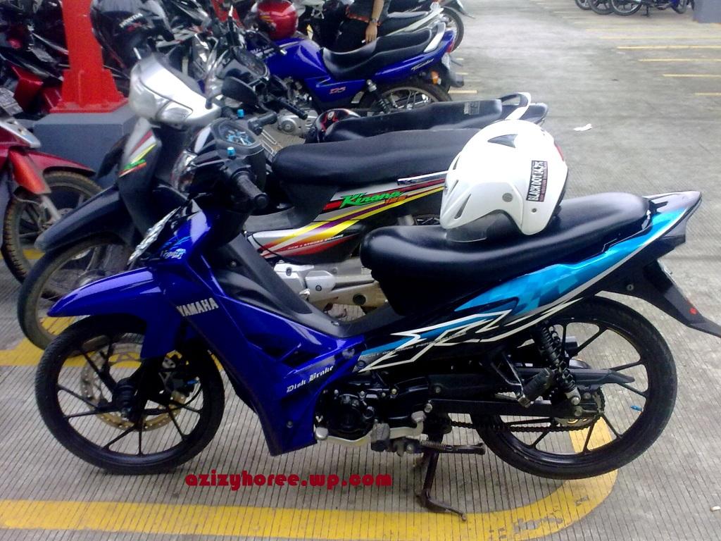 Yamaha Vega R & Teman2 Nya Jadi Korban (the Best Trending