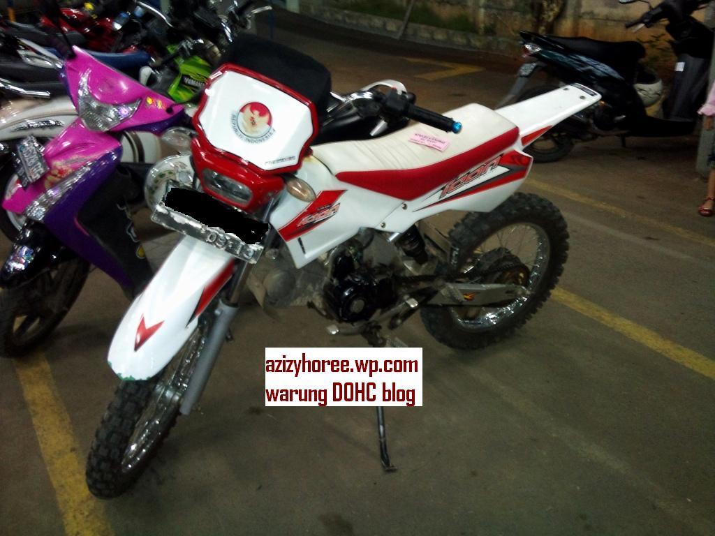 Honda Supra Fit Rasa Trail Bonsai Azizyhoree S Blog