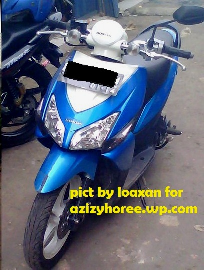modifikasi vario cw middle