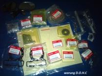 untuk pemesanan send mail to     warung.dohc@yahoo.com