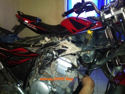 Yamaha Scorpio Kasar Coba Check Service Aja Yuuk