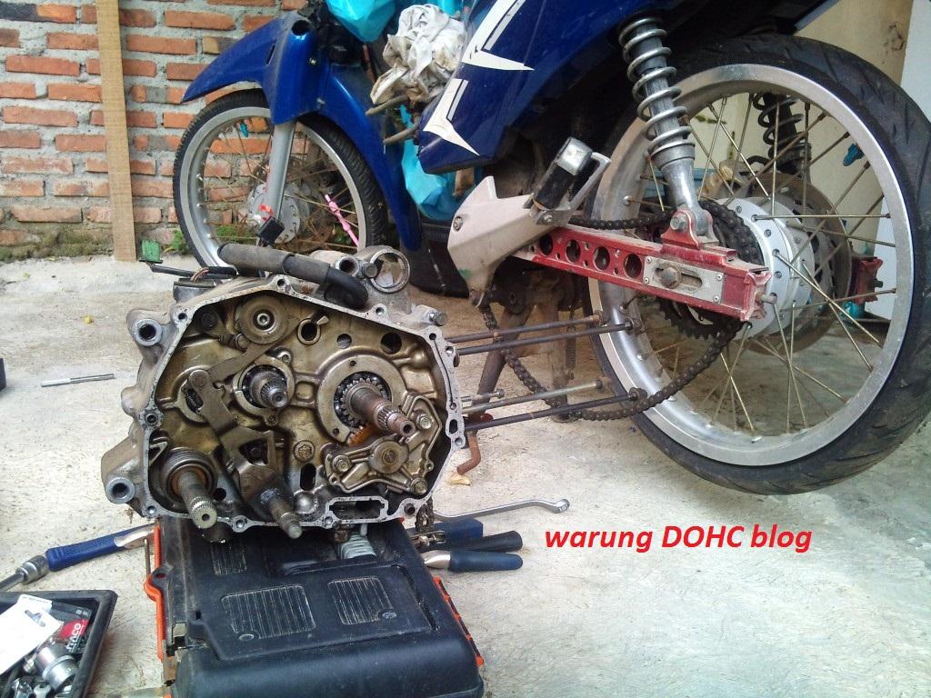 52 Modifikasi Motor Bebek Kopling Terbaru Sumped Kampas Supra X 125 Kharisma Penyebab Macet Nya Si Riris Azizyhorees Blog