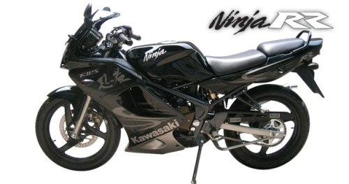 Sensasi Super Kips Kr 150 Rr Untuk Harian Riding Jarak Jauh