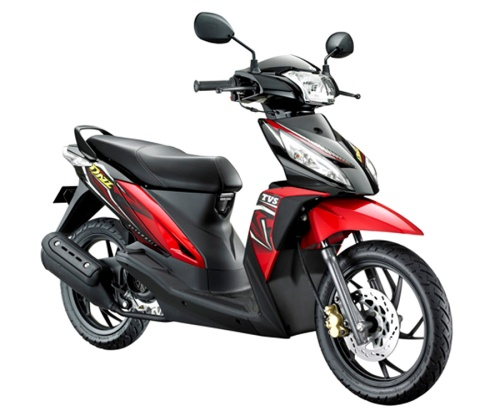 Front-right-three-quarter-of-the-TVS-Dazz-Indonesia