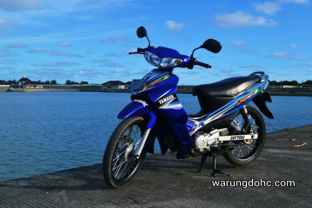 Bangkitnya Si Biru Jupe Restorasi Yamaha Jupiter Z 04