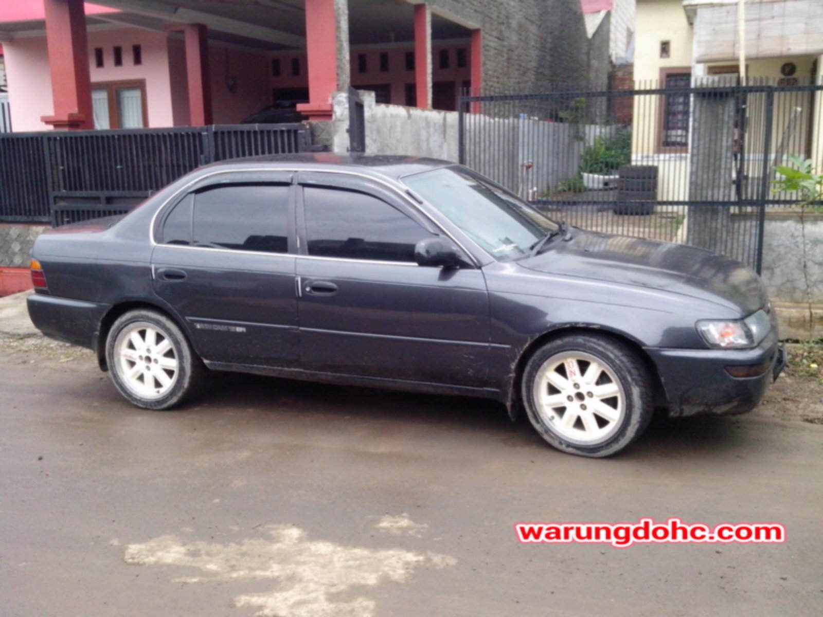 Modifikasi Toyota All New Corolla 2000