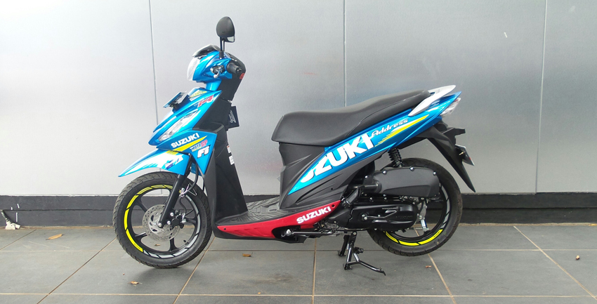 video review suzuki address 115 fi by kars tv azizyhoree