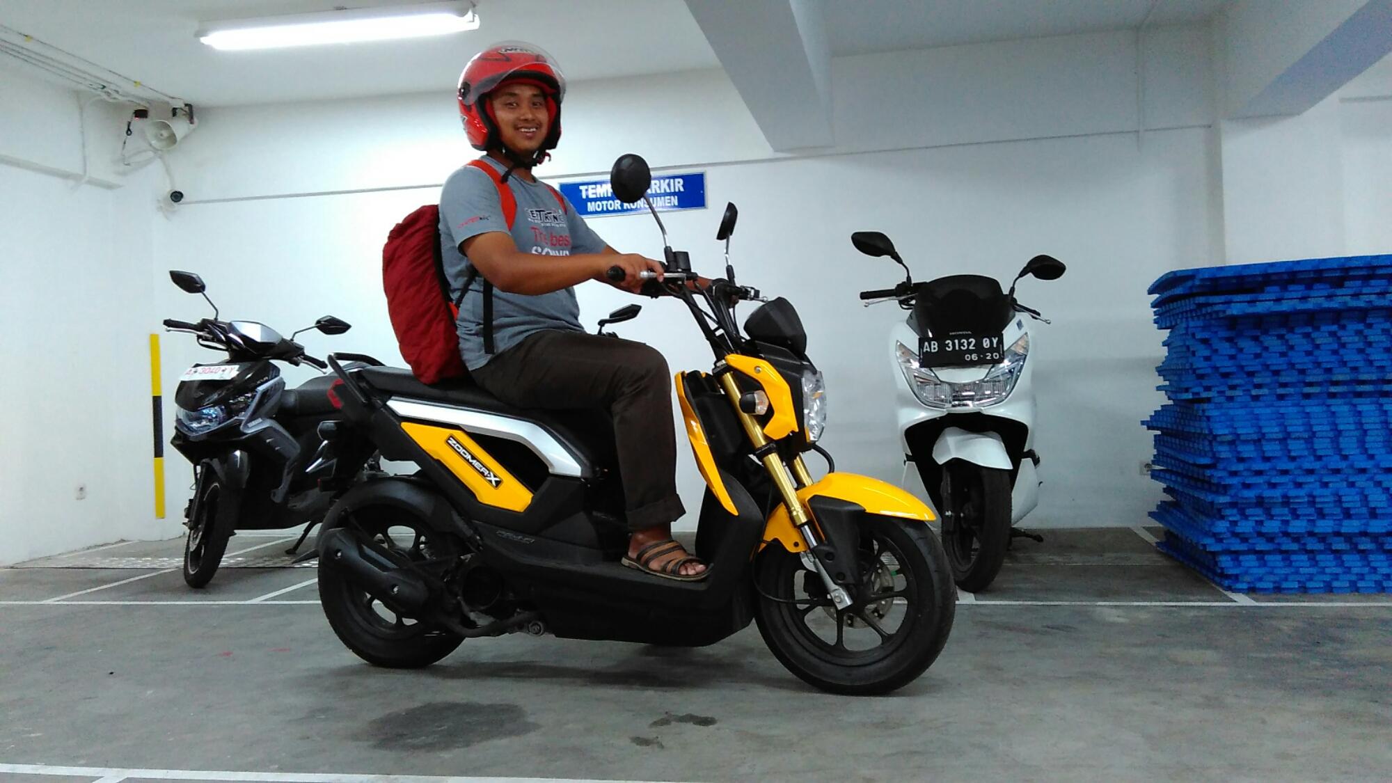 Nemu Juga Honda Zoomer X Legal Street Di Jogja Azizyhorees Blog