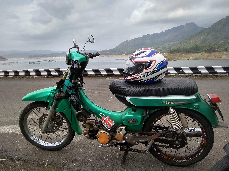 Modifikasi Yamaha V80 Paling Baru
